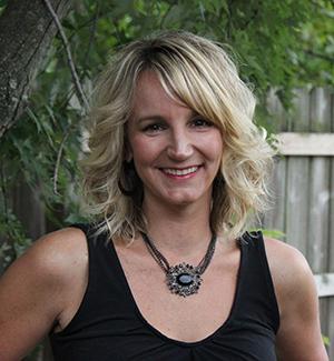 Author Kristine Mason